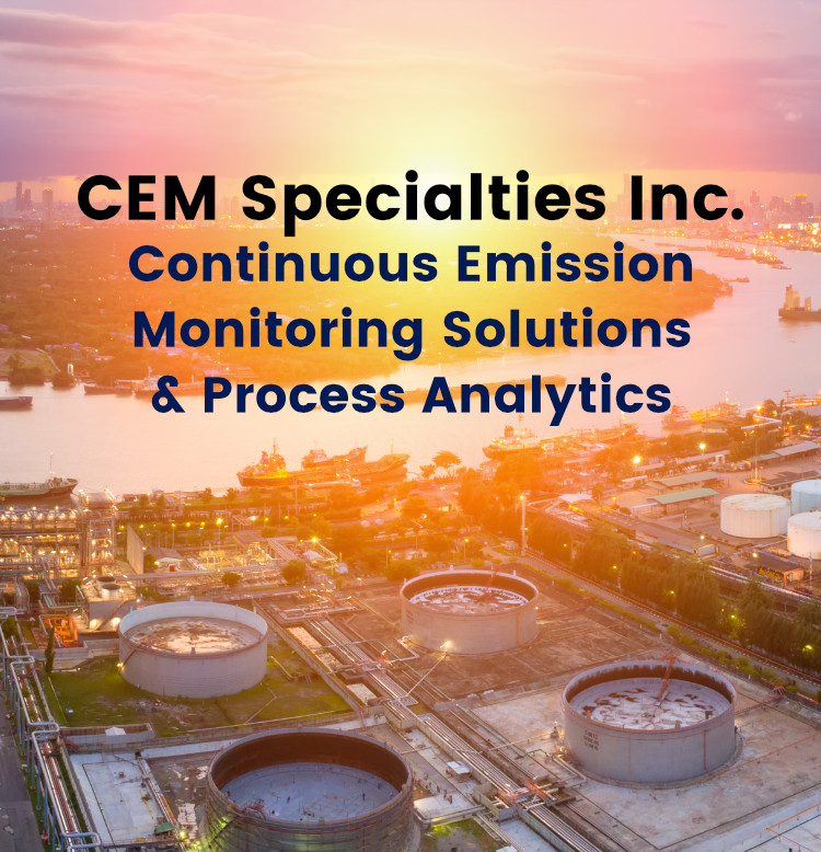 Continuous Emission Monitoring Solutions & Process Analytics